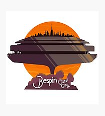 Bespin: Cloud City Photographic Print