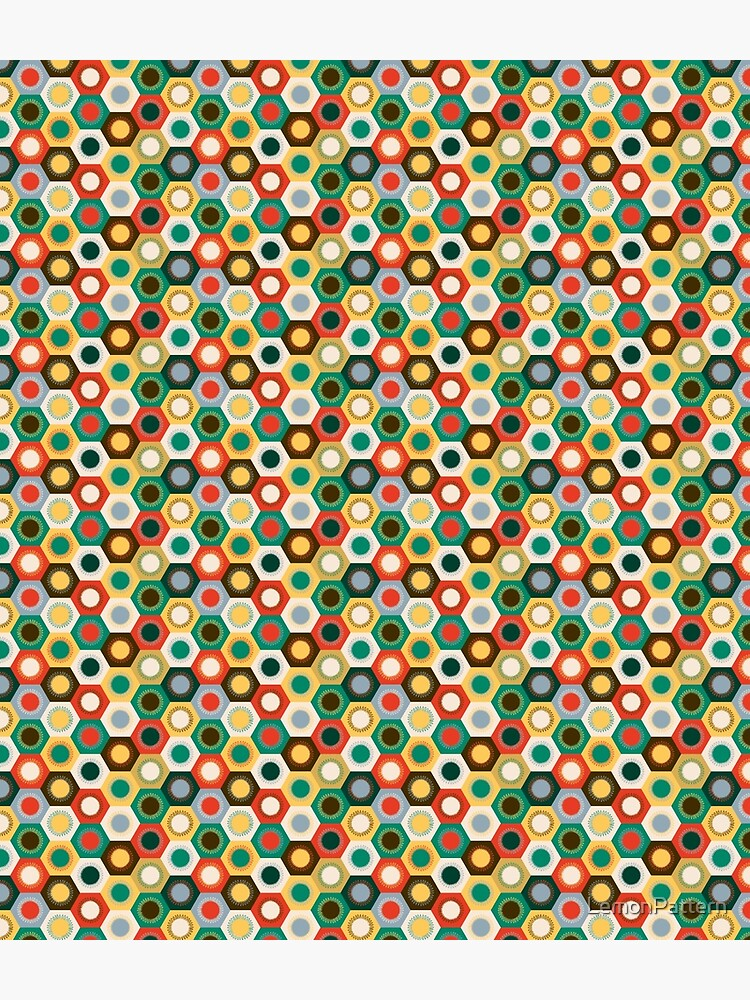 Hexagon by LemonPattern