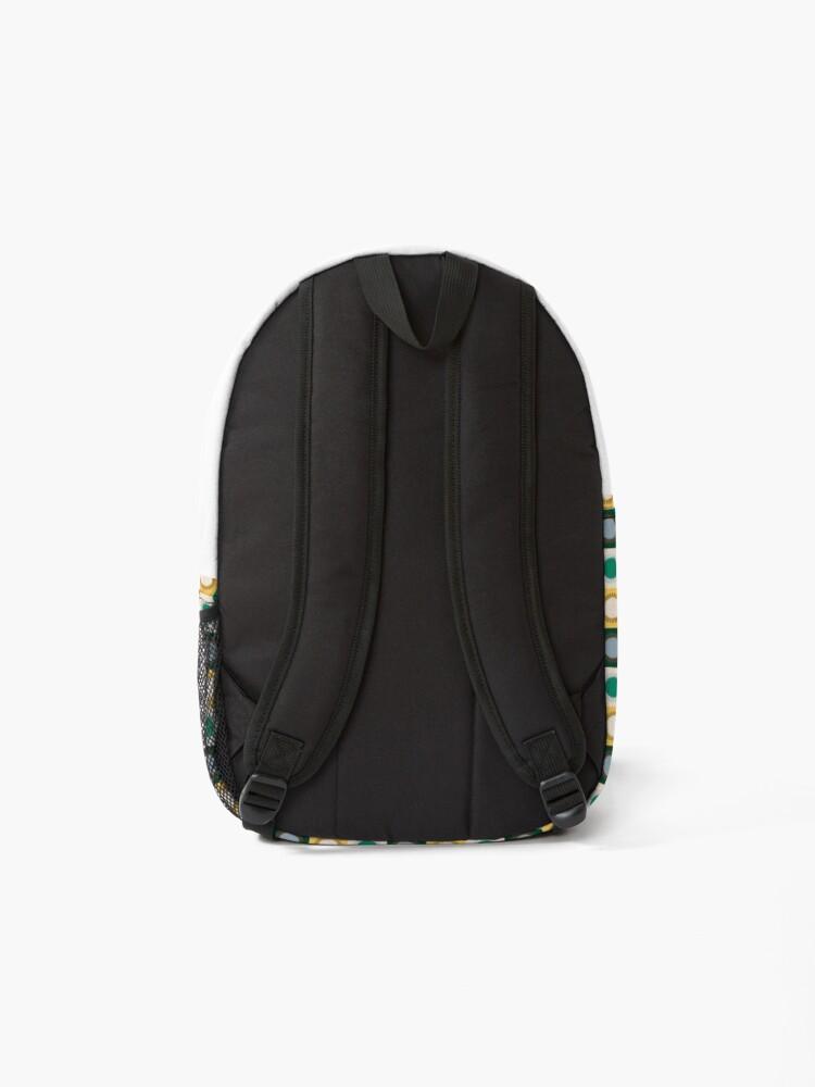 Alternate view of Hexagon Backpack