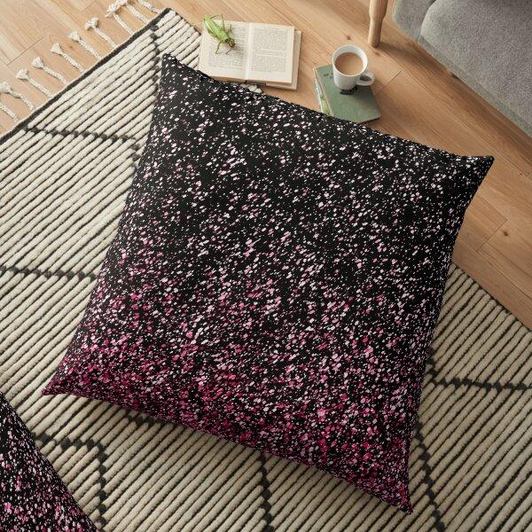 Modern Dot Art Floor Pillow