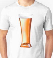 Glass Beer Unisex T-Shirt