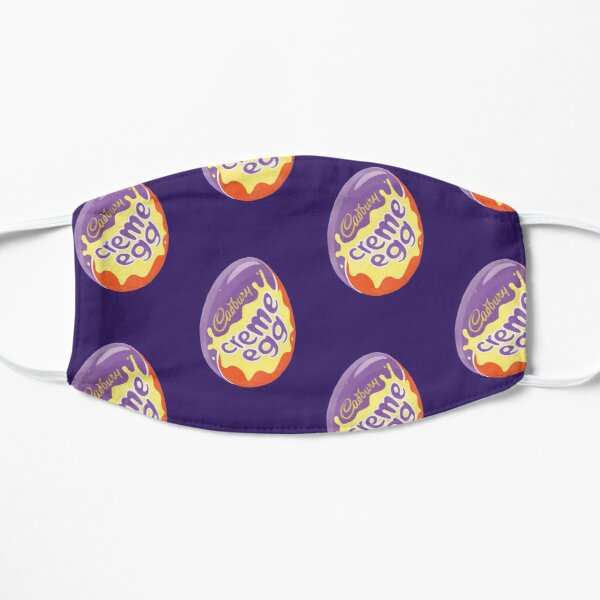 Cadbury Creme Egg Mask
