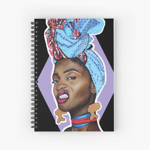 Mean Muggin 2 Spiral Notebook