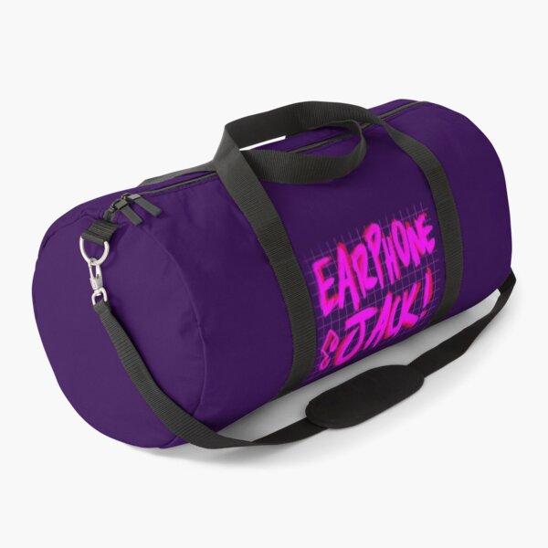 Earphone Jack Duffle Bag