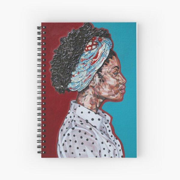 Untitled #3 Spiral Notebook