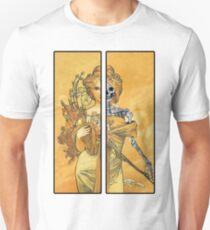 """Spring Mucha"" Unisex T-Shirt"