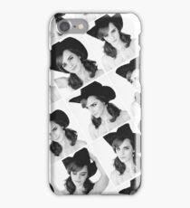 Emma Watson Collage iPhone Case/Skin