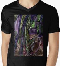 Organic Formations Men's V-Neck T-Shirt