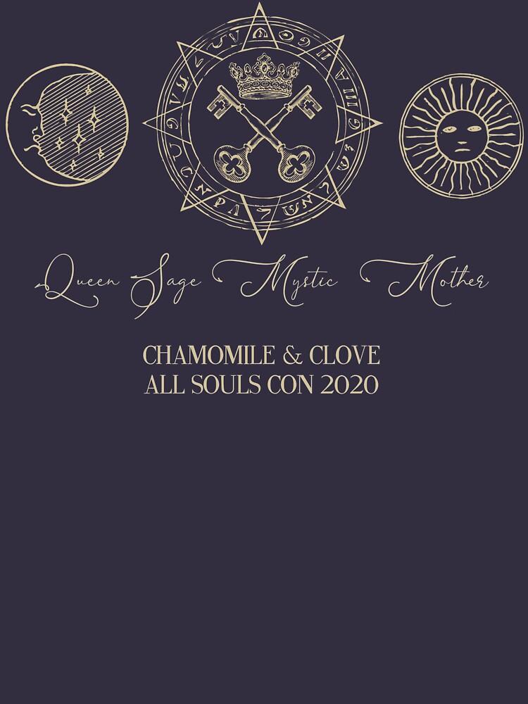 All Souls Con 2020 by chamomilenclove