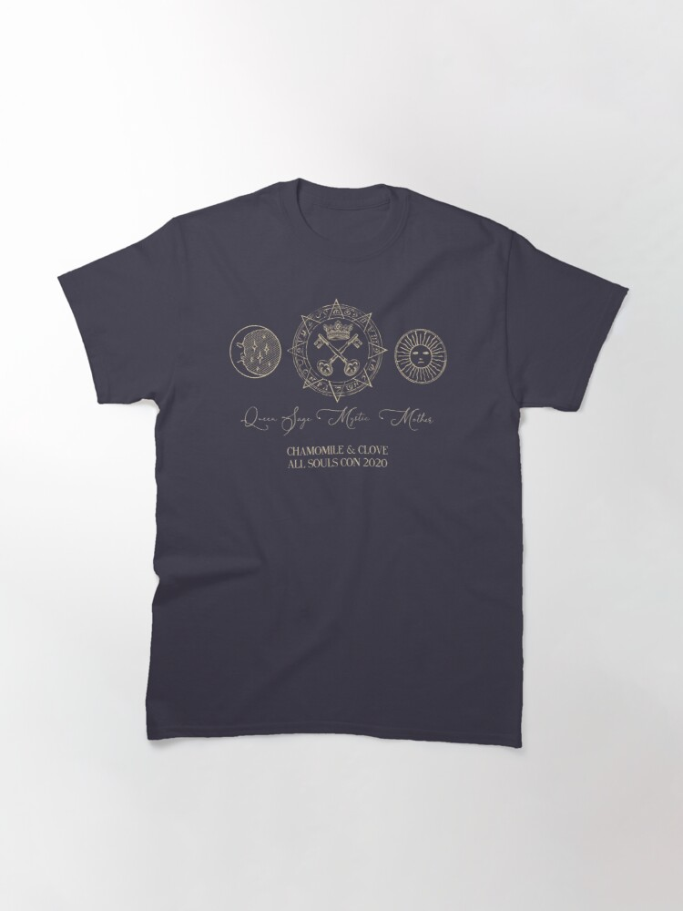 Alternate view of All Souls Con 2020 Classic T-Shirt