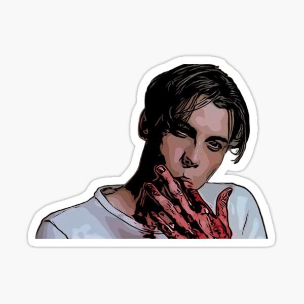 Scream Billy Sticker