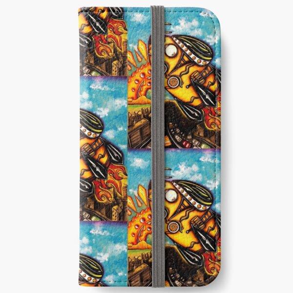 Rocket Bike iPhone Wallet