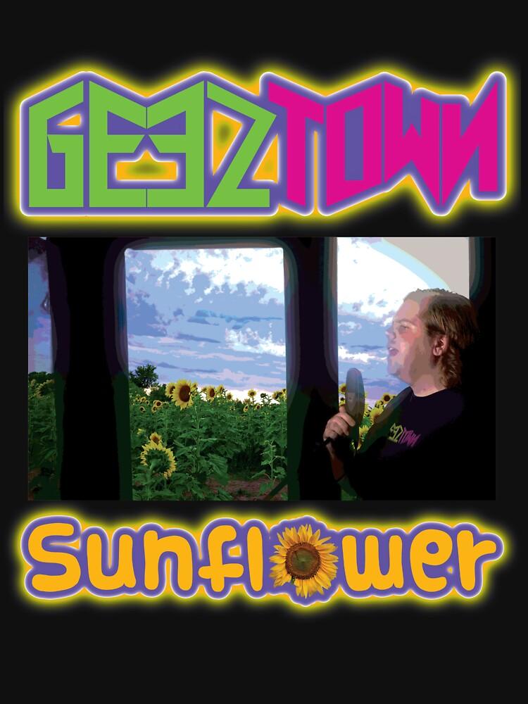 Geeztown Sunflower by Geeztown
