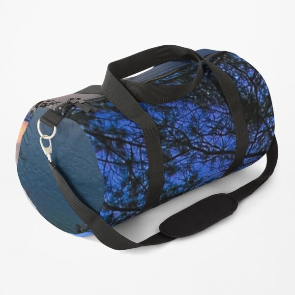 Sunrise Riverside  Duffle Bag