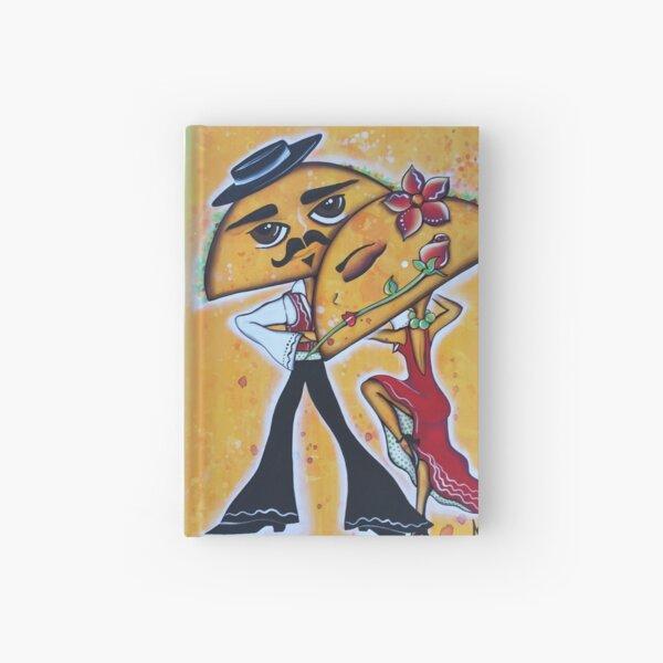 Taco Tango Hardcover Journal