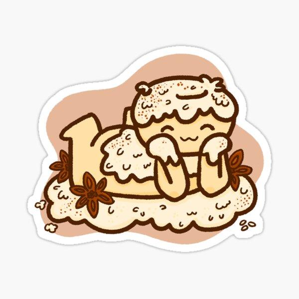 Rice Pudding Sticker