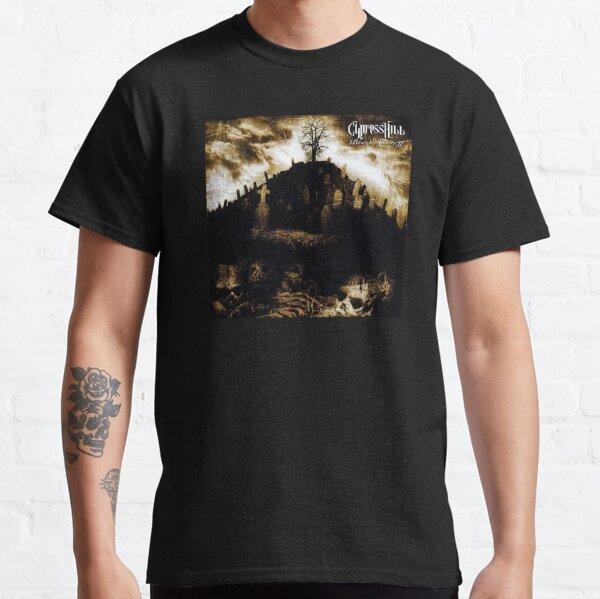 Black Sunday Cypress Hill Album Cover Art Classic T-Shirt