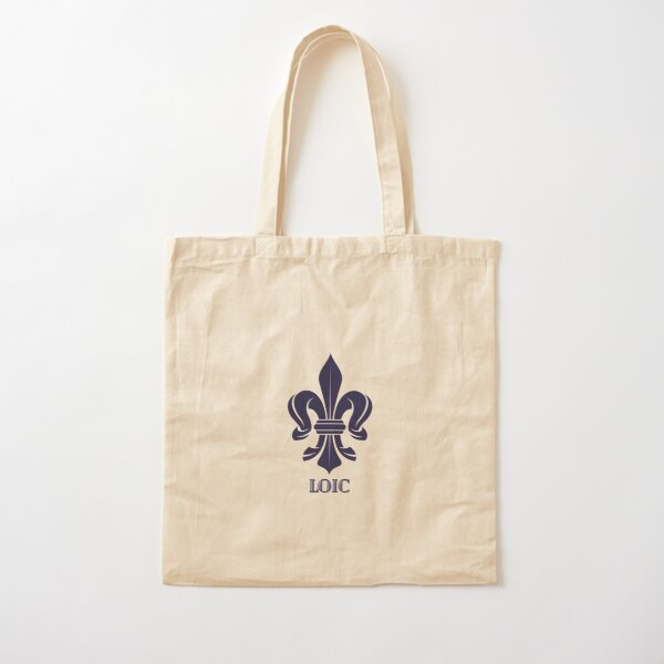 Loic Cotton Tote Bag