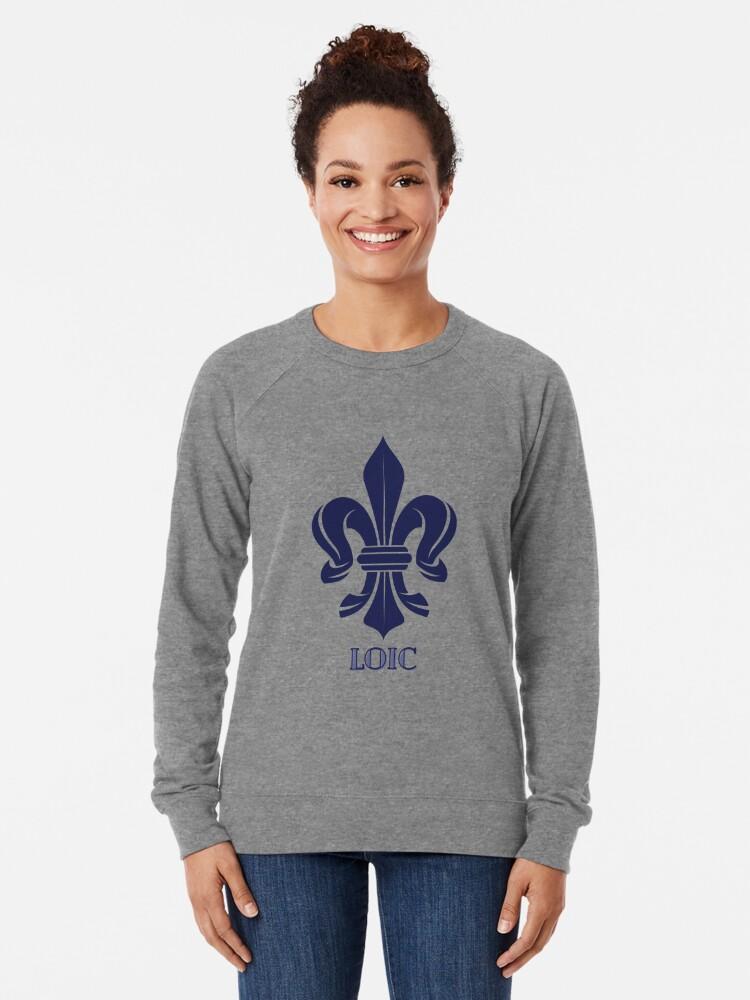 Alternate view of Loic Lightweight Sweatshirt