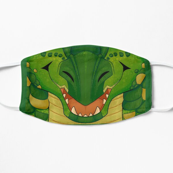 LeafWing Flat Mask