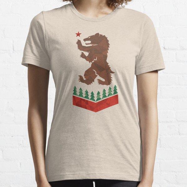 California Sigil Camiseta esencial