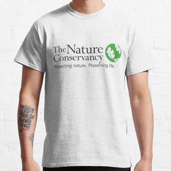 Save World The Nature Conservancy Classic T-Shirt