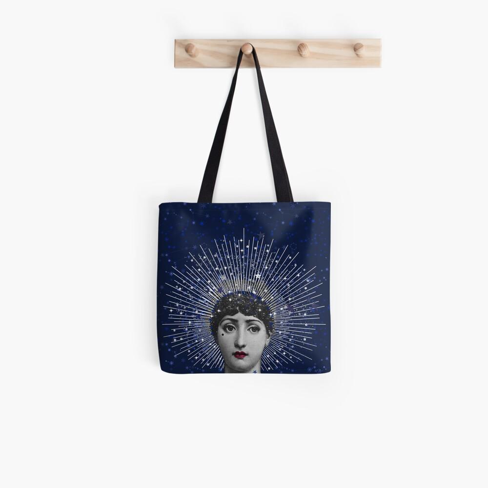 Queen of Stardust Tote Bag