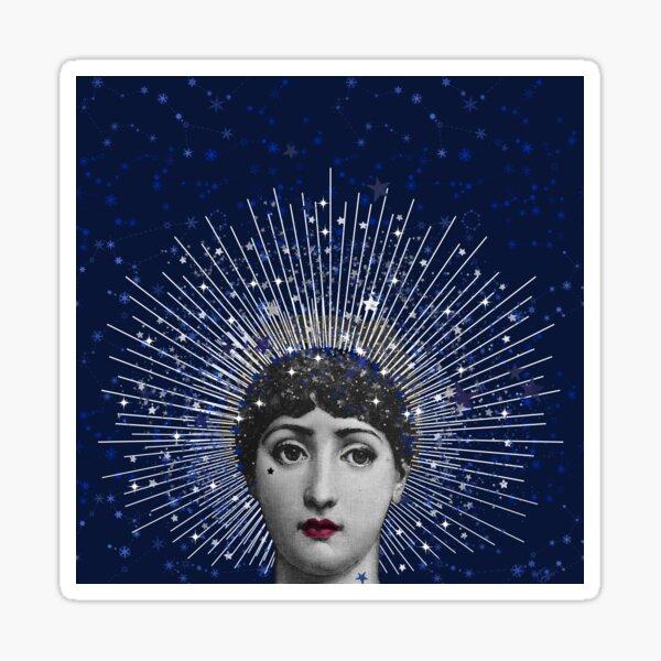 Queen of Stardust Sticker