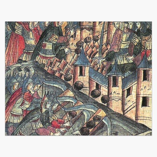Siege of Kozelsk Jigsaw Puzzle