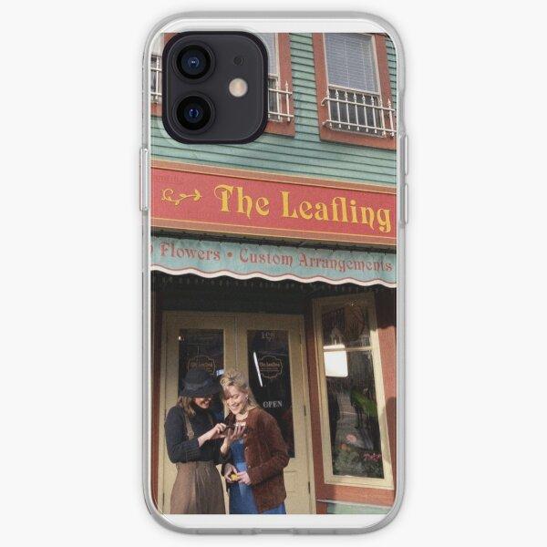 Jamie's moonflower iPhone Soft Case