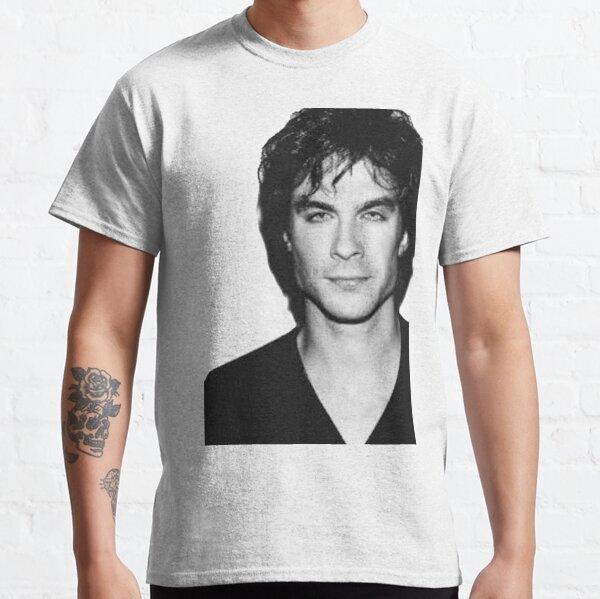 Le regard dur de Ian Somerharld T-shirt classique