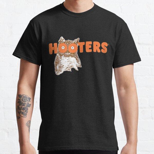 Hooters Retro Logo Classic T-Shirt
