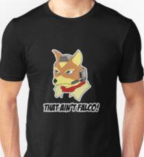 Super Smash Bros. - That ain't Falco! Unisex T-Shirt