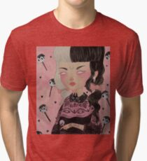 Skully-Pop Vintage T-Shirt