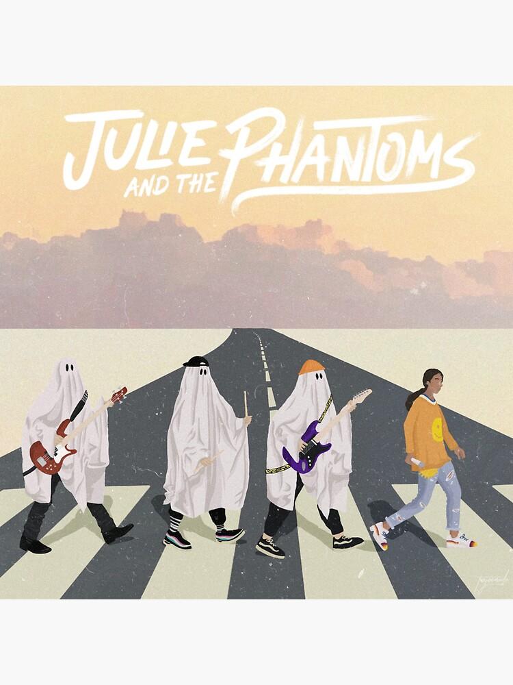 Julie y los fantasmas en Abbey Road de TwynnMade