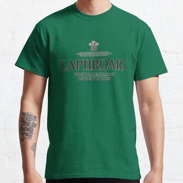 Laphroaig whiskey Classic T-Shirt