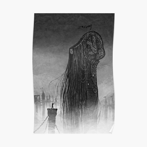 Rampart Rapunzel, The Forlorn Poster