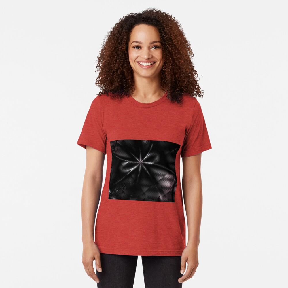 Desire - Dark Bow Art Tri-blend T-Shirt