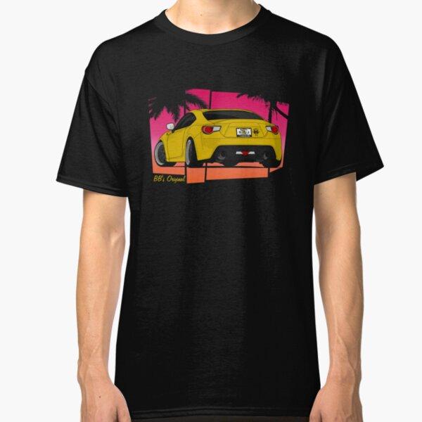 86ZILLA - Yellow(shaded) Classic T-Shirt