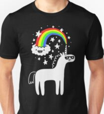 Cool Unicorn T-Shirt