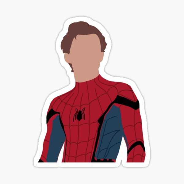 Tom Holland Pegatina