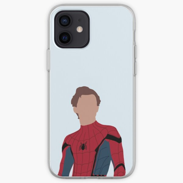 Tom Holland Funda blanda para iPhone