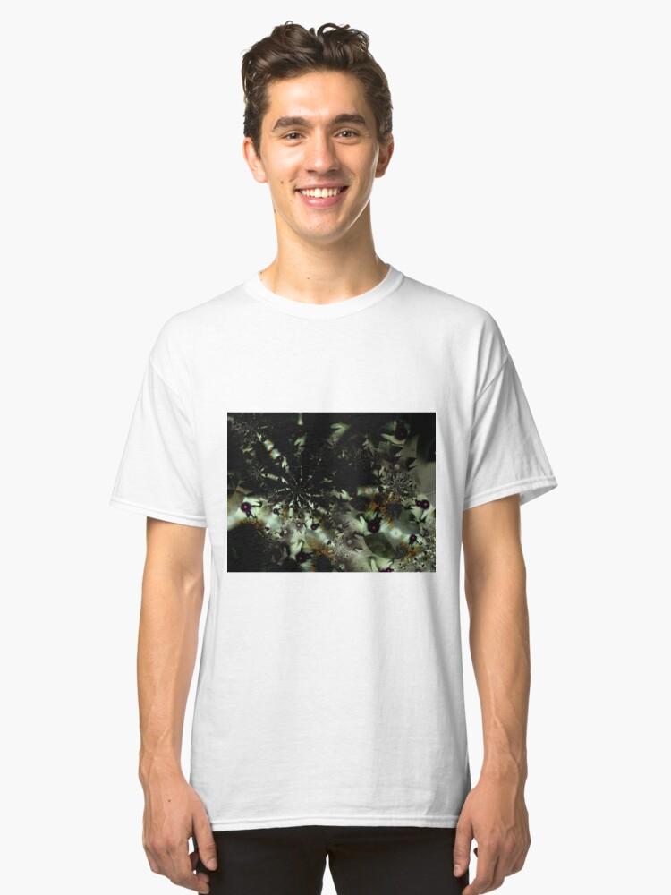 Alternate view of Dark Fairies Classic T-Shirt