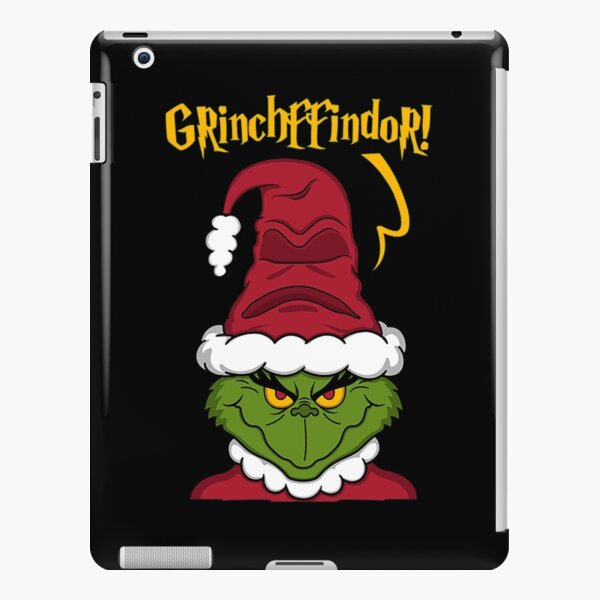 Grinchffindor iPad Snap Case