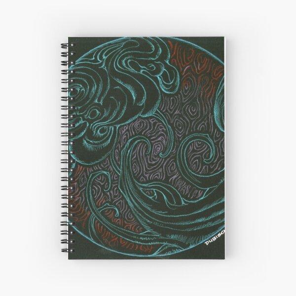 Design Vortex Spiral Notebook