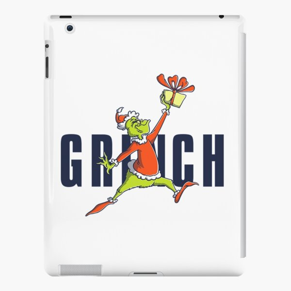 Air Grin Stole Christmas iPad Snap Case