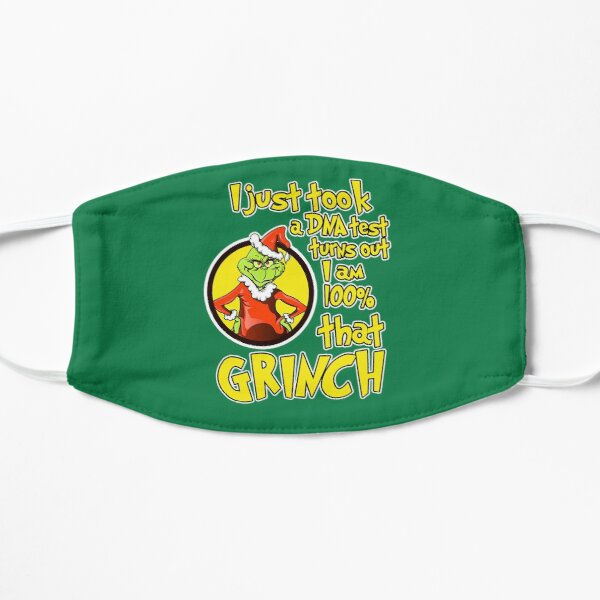 Team Grinch Mask