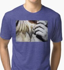 I love your touch Tri-blend T-Shirt