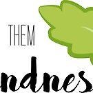 «Colchonea con amabilidad- Col rizada» de SarGraphics