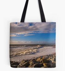 Bridport Harbour Dorset Tote Bag